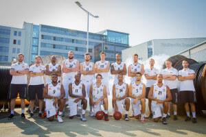 Das BBL-Team; Quelle: http://baskets-jena.de/home/