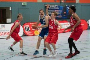 Thomas Szewczyk; Foto: FC Schalke 04 Basketball