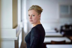 Anja Klawun; Foto von Oliver Betke