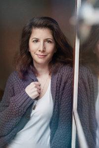 Franziska Lehmann; Foto von Martin Wickenhäuser