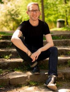 Stefan Schweikert; fotografiert von Jonas Wenz