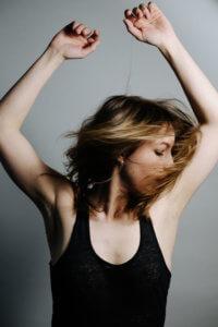 Anna Abraham; Foto Tom Lanzrath