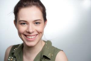 Nadine Scheidecker; Foto von Oren Goldman