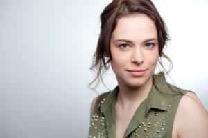 Nadine Scheidecker, Foto Oren Goldman