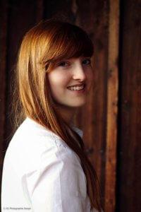 Christina Maria Schmid; Foto von Sarah Göltner (SG Photopraphie Design)