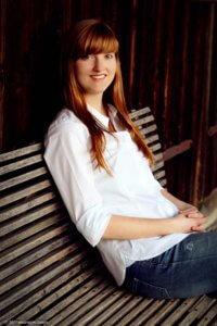 Christina Maria Schmid; fotografiert von Sarah Göltner (SG Photopraphie Design)