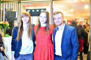 Christina mit Nina Seemann und Paul Philipp Altmann, Foto von Jens Seemann