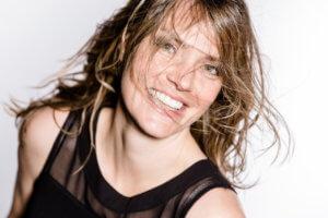 Julia Scharf; Foto: Nadine Rupp - Ruppografie