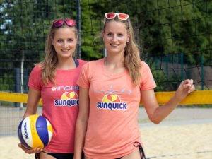 Lena links, Sarah rechts; Foto Overländer