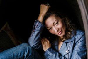 Monika Gossmann; Foto von Katharina Sebirskaja