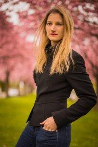 Morena Hummel, Foto von Siranno Giordano