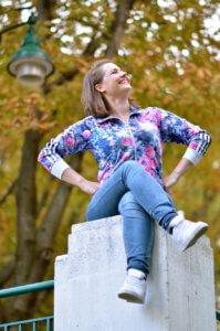 Isabel Meili, Foto von Verena Frey