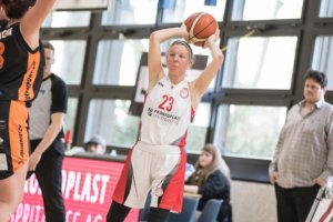 Basketball NLA Frauen Winterthur Helios