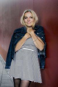 Rena Dumont, fotografiert von Christian Hartmann