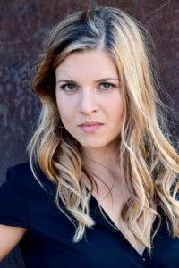 Carolin Jakoby, fotografiert von Urban Ruths