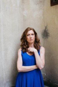 Dina Hellwig; Foto ® Kerem Bakir