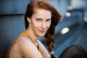 Antonia Jonas, fotografiert von Bernd Brundert