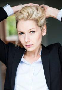 Julia Gruber, Foto von Bernd Brundert