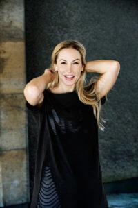 Michelle Monballijn; Foto von Jeanne Degraa