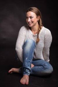 Samantha Steppan, Foto von Fabian Steppan