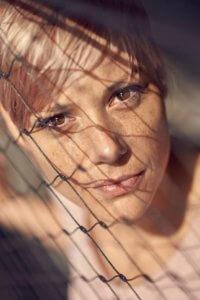 Christine Samselnig, fotografiert von Ludwig Winkler