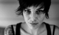 Christine, fotografiert von Wolfi Lochmann