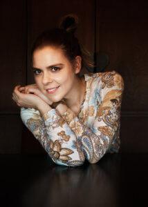 Helena Steiger; Foto Mauricio Ruiz