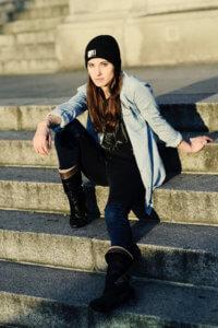 Mara Luka, fotografiert von Urban Ruths