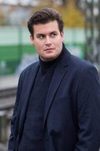 Dominik Zahorka, Foto: Ilka Hummel