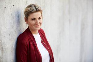 Monika, fotografiert von Steffi Henn