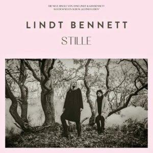 """Die Single """"Stille"""" von LINDT BENNETT, Foto von Filmklub"""