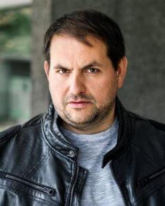 Andreas Frakowiak; Foto von Paul Zimmer