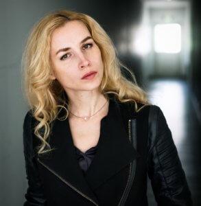 Iris Nicole De Riz; Foto von Paul Zimmer