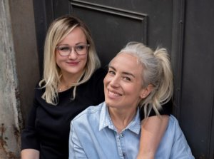 Lia (links) und Lexi; Foto von Boris von Wismar
