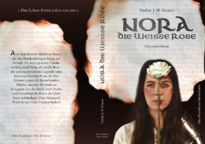 Roman-Cover Nadine J. M. Knauer