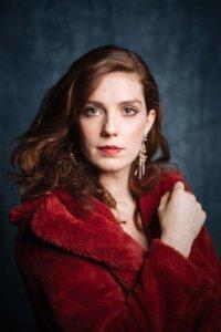 Lisa Riesner, Foto von Iveta Rysava